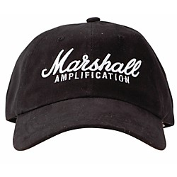 Marshall Brushed Cotton Low Profile Baseball Cap (I557)