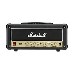 Marshall DSL15H 15W All-Tube Guitar Amp Head (M-DSL15H-U)