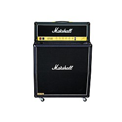 Marshall JCM800 2203 Vintage Series 100W Guitar Tube Head with 1960A 300W 4x12 Cabinet (JCM800_1960A)