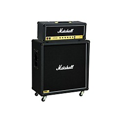 Marshall JCM800 2203 Vintage Series 100W Guitar Tube Head with 1960B 300W 4x12 Cabinet (JCM800_1960B)