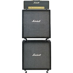 Marshall JTM45, 1960AX, and 1960BX Tube Guitar Full Stack (KIT-482820)