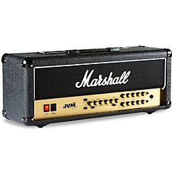Marshall JVM Series JVM205H 50W Tube Guitar Amp Head (M-JVM205H-U)