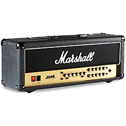 Marshall JVM Series JVM210H 100W Tube Guitar Amp Head (M-JVM210H-U)