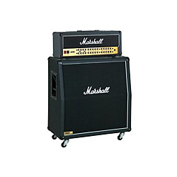 Marshall JVM Series JVM410H 100W Guitar Tube Head with 1960A 300W 4x12 Cab (JVM410H_1960A)