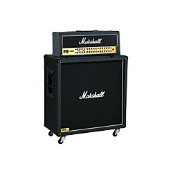 Marshall JVM Series JVM410H 100W Guitar Tube Head with 1960B 300W 4x12 Cab (JVM410H_1960B)