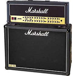 Marshall JVM410H and 1936 2x12 Tube Guitar Half Stack (KIT-482733)