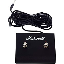 Marshall M-PEDL 2-Way Footswitch with LEDs (M-PEDL-91003)