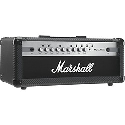 Marshall MG Series MG100HCFX 100W Guitar Amp Head (M-MG100HCFX-U)