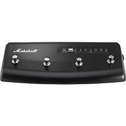 Marshall MG4 Series Stompware Guitar Footcontroller Footswitch (M-PEDL-90008)