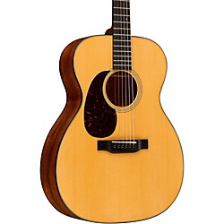 Martin 000-18 Left-Handed Acoustic Guitar (1000018L)