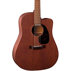 Martin 15 Series DC-15ME Acoustic-Electric Guitar (USED004000 10DC15ME)