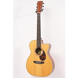 Martin Certified Wood Series OMCE Mahogany Acoustic-Electric Guitar (USED005002 OMCEMAHOGANY)