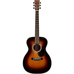 Martin Custom OM-28 Madagascar Acoustic Guitar Regular 1935 Sunburst (CST OM-28 Mad Sunburst)