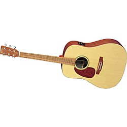 Martin DXME Left-Handed Acoustic-Electric Dreadnought (USED004000 DXMEL NATURAL)
