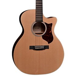 Martin GPC 14 Fret Cutaway Acoustic-Electric Guitar (10GPCPA6)