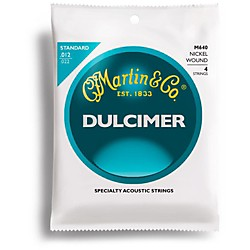 Martin M640 Nickel Alloy Dulcimer Strings (41M640)