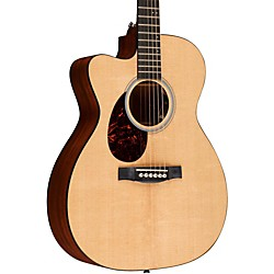 Martin OMCPA4 Orchestra Left-Handed Acoustic-Electric Guitar (USED004000 10OMCPA4L)