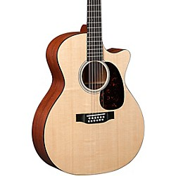 Martin Performing Artist Series GPC12PA4 12-String Acoustic-Electric Guitar (USED004000 GPC12PA4)