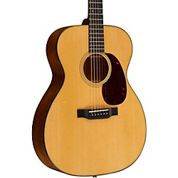Martin Retro Series 000-18E Acoustic-Electric Guitar (1000018ERETRO)