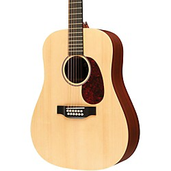 Martin X Series D12X1AE 12-String Dreadnought Acoustic-Electric Guitar (USED004000 11D12X1AE)