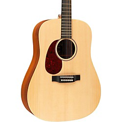 Martin X Series DX1KAE Left-Handed Acoustic-Electric Guitar (USED004000 11DX1KAEL)