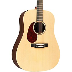 Martin X Series DX1RAE Left-Handed Acoustic-Electric Guitar (USED004000 11DX1RAEL)