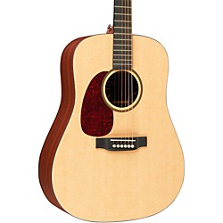 Martin X Series DXMAE Left-Handed Acoustic-Electric Guitar (USED004000 11DXMAEL)