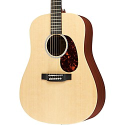 Martin X1-DE Custom Dreadnought Acoustic-Electric Solid Spruce Top HPL Back & Sides (USED004001 CST DX1AE)