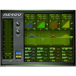 McDSP AE400 Active EQ HD Plug-in Software Download (1075-42)