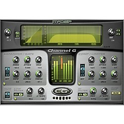 McDSP Channel G HD v5 Software Download (1075-11)