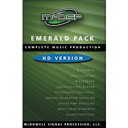 McDSP Emerald Pack 4.0 Software - HD Version (MBEP)