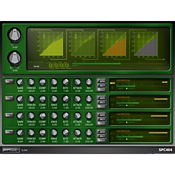 McDSP SPC2000 Native Compressor Plug-in Software Download (1075-46)