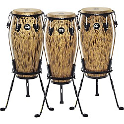 Meinl 30th Anniversary Edition Marathon Classic Series Conga with Steely II Stand (MCC11LB)