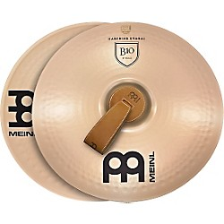 Meinl B10 Marching Medium Cymbal Pair (MA-B10-18M)