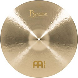 Meinl Byzance Jazz Extra Thin Crash Traditional Cymbal (B18JETC)