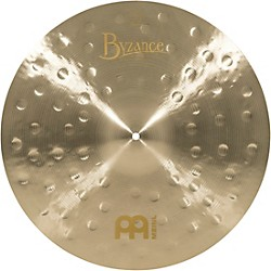 Meinl Byzance Jazz Extra-Thin Ride Traditional Cymbal (B20JETR)