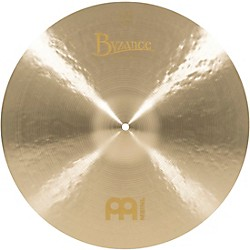 Meinl Byzance Jazz Thin Crash Traditional Cymbal (B18JTC)