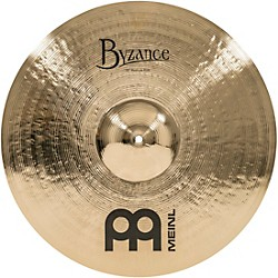 Meinl Byzance Medium Ride Brilliant Cymbal (B20MR-B)