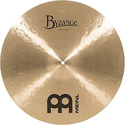 Meinl Byzance Medium Sizzle Ride Traditional Cymbal (B20MR-S)