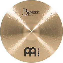 Meinl Byzance Medium Thin Crash Traditional (B19MTC)