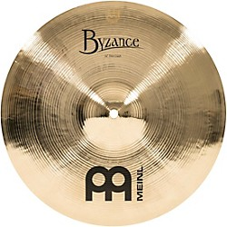 Meinl Byzance Thin Crash Brilliant Cymbal (B14TC-B)