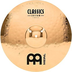 Meinl Classics Custom Medium Crash - Brilliant (CC17MC-B)