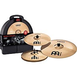 Meinl Classics Custom Medium Cymbal Set with Case (CC-141620M)