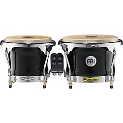 Meinl Free Ride Series FWB400 Wood Bongos (FWB400EBK)