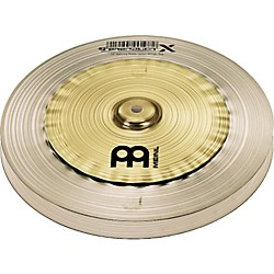 Meinl Generation X Johnny Rabb Safari Hi-Hat Effects Cymbals (GX-12SH)