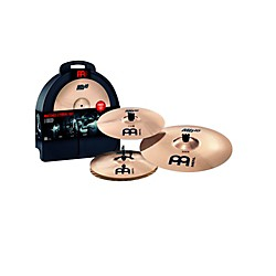 Meinl Mb10 Matched Cymbal Set with Professional Cymbal Case (MB10-141620M)