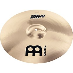 Meinl Mb10 Medium Crash Cymbal (MB10-18MC-B)