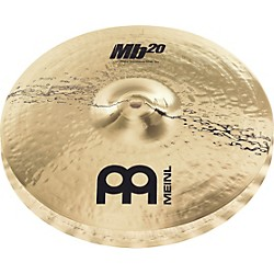 Meinl Mb20 Heavy Soundwave Hi-Hat Cymbals (MB20-14HSW-B)