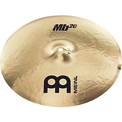 Meinl Mb20 Medium Heavy Crash Cymbal (MB20-16MHC-B)