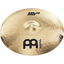 Meinl Mb20 Medium Heavy Ride Cymbal (MB20-20MHR-B)